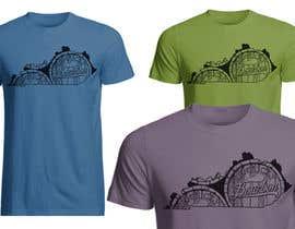 nº 50 pour Design a T-Shirt - Bourbon State par Cheda
