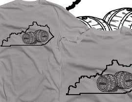 nº 43 pour Design a T-Shirt - Bourbon State par nobelahamed19