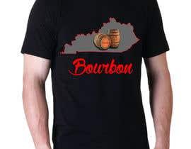nº 56 pour Design a T-Shirt - Bourbon State par Tajulislambd