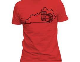 nº 39 pour Design a T-Shirt - Bourbon State par sharifh54