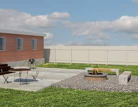nº 6 pour 3D Modelling - Backyard Vision Layout par Kolpakovmarks