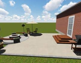 nº 5 pour 3D Modelling - Backyard Vision Layout par fadyfathysabry