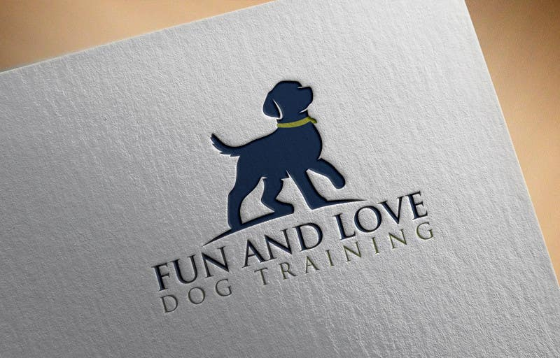 Proposition n°3 du concours Logo design for a dog training company