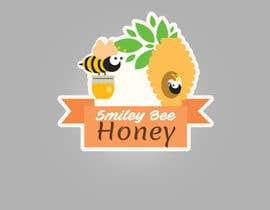 nº 52 pour Smiley Bee Honey par shapegallery