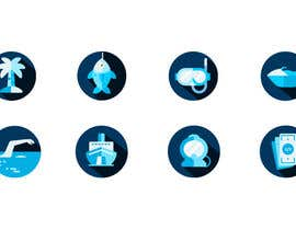 nº 8 pour Design some Icons for my website and app par rivasfjl