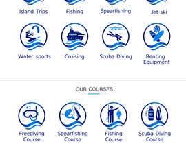nº 29 pour Design some Icons for my website and app par azirani77