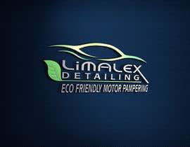 nº 388 pour Limalex detailing logo design par ASalam97