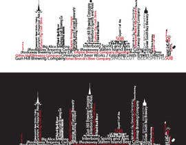 nº 167 pour Design an Image using words for NYC par BiancaMB