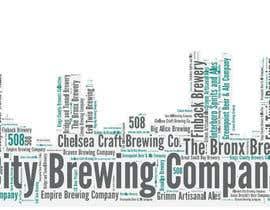 nº 189 pour Design an Image using words for NYC par alexeyzp
