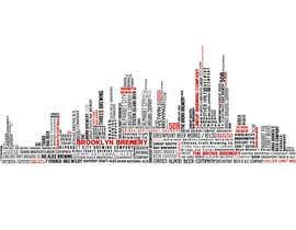 nº 181 pour Design an Image using words for NYC par lokmenshi