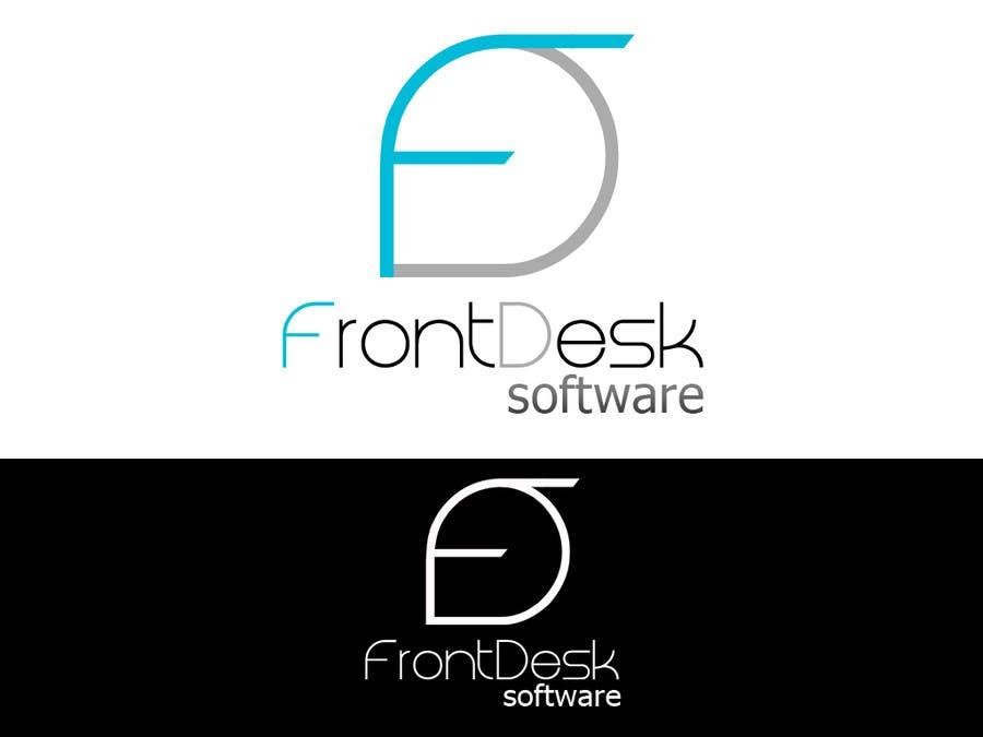 Inscrição nº 509 do Concurso para Logo Design for FrontDesk