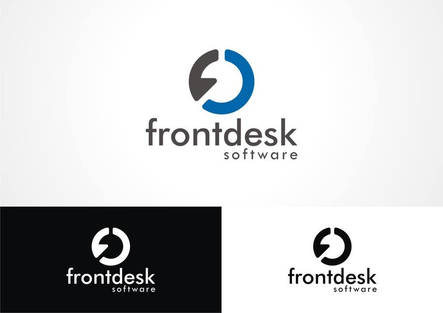 Logo Design Contest Entry #526 for Logo Design for FrontDesk