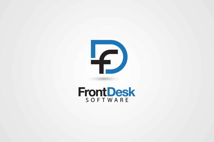 Contest Entry #596 for Logo Design for FrontDesk