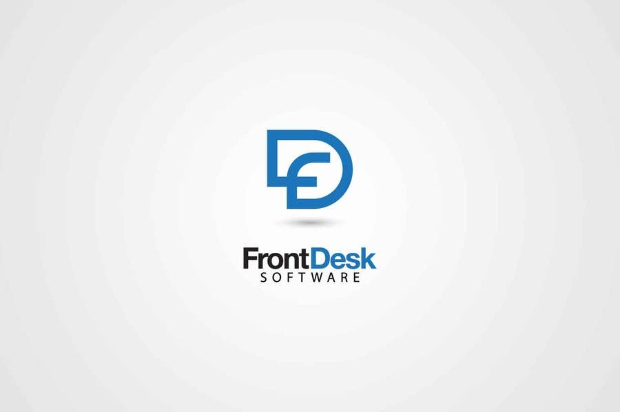 #593 for Logo Design for FrontDesk by IzzDesigner