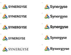 #68 для Logo Design for Synergyse от maidenbrands