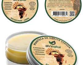 nº 26 pour Design two round labels for a natural product par imagencreativajp