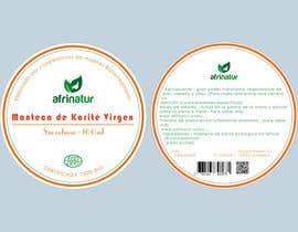 nº 8 pour Design two round labels for a natural product par atasarimci