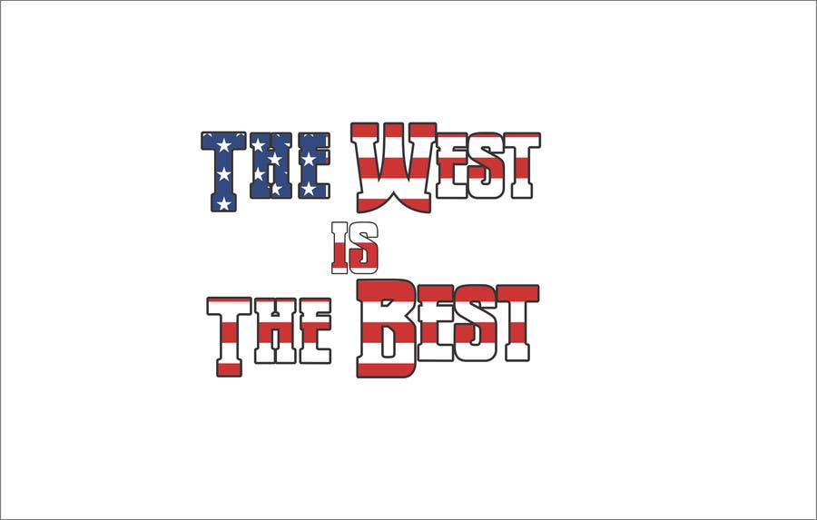 Proposition n°21 du concours west/best t-shirt