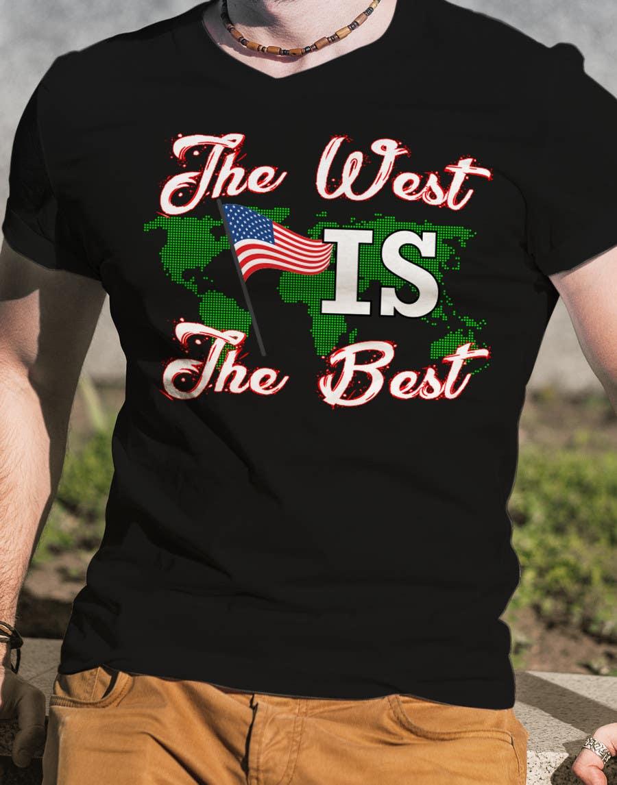 Proposition n°31 du concours west/best t-shirt