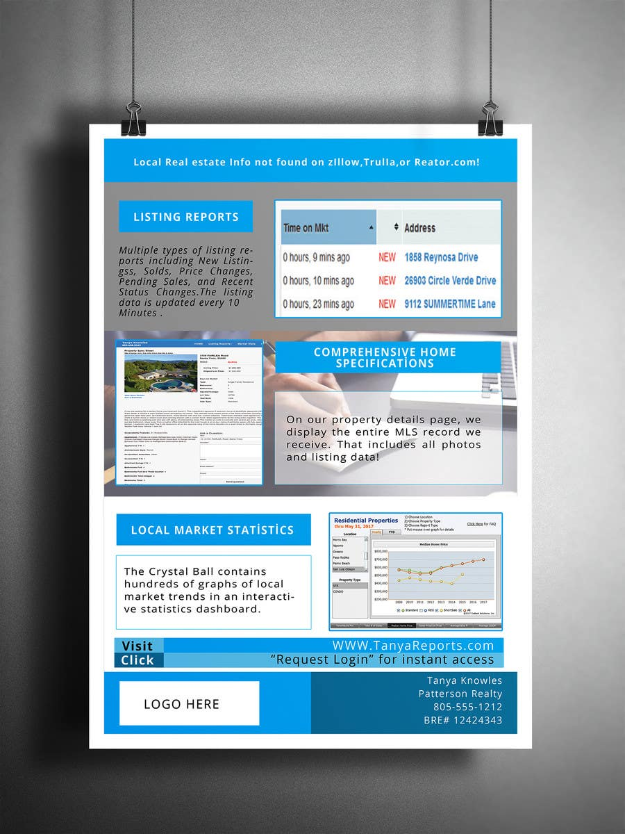 Proposition n°16 du concours One page Flyer