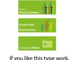 nº 5 pour FAQs Banners for Website par GraphicsTeamBD