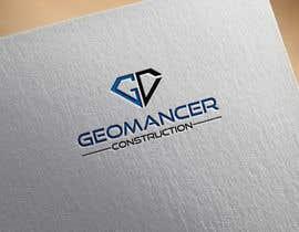 nº 198 pour Geomancer Logo par daudhusainsami