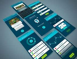nº 18 pour Design a mockup for a board game score tracking app par DanilaKolbasin