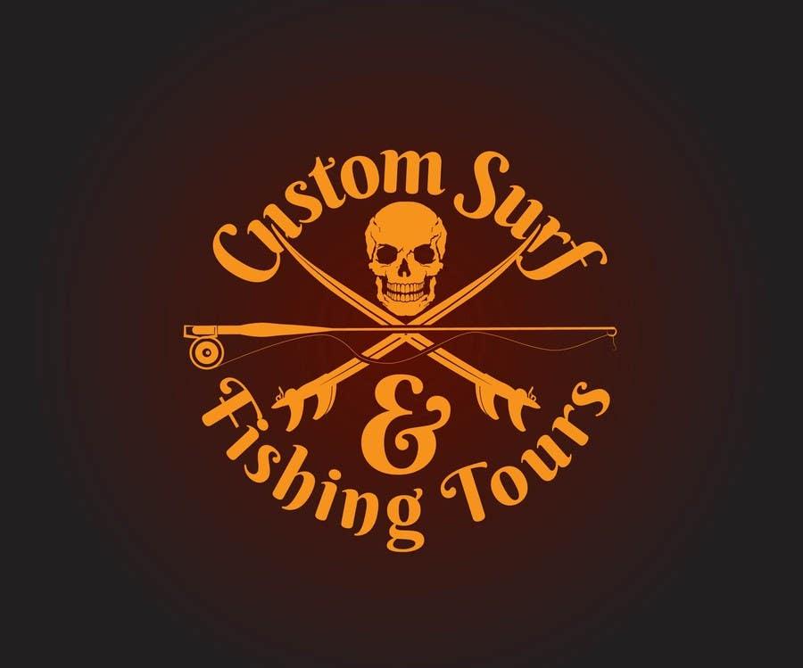 Penyertaan Peraduan #                                        60                                      untuk                                         New Australian Surf Tour Business Needs Awesome Logo