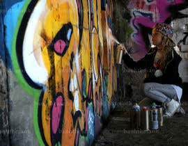 nº 13 pour Graffiti Artist par banhthesanh