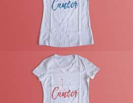 nº 4 pour Design a Typography T-Shirt for the Zodiac Cancer par Exer1976