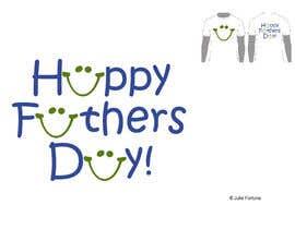 nº 4 pour Design a Typography T-Shirt for Father's Day par vw7038730vw