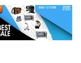 nº 11 pour Design a  Store Banner par Hasanabedin