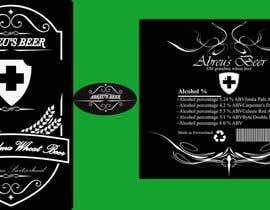 nº 2 pour Design a Logo and labels for Beer Bottles par roy91591