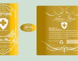 nº 4 pour Design a Logo and labels for Beer Bottles par roy91591