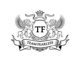 nº 49 pour Team Fearless Logo Design par jdesigner53