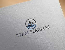 nº 37 pour Team Fearless Logo Design par cardipo
