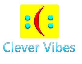 "#64 for Design a unique Logo for our company:) ""clever vibes"" af cdzera"