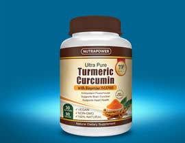 nº 36 pour Design Product Label For Vitamin Bottle par hristina1605
