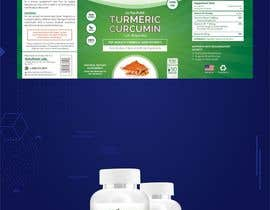 nº 41 pour Design Product Label For Vitamin Bottle par arslanizaya