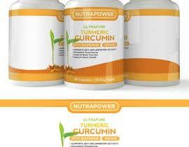 nº 49 pour Design Product Label For Vitamin Bottle par luiskabes