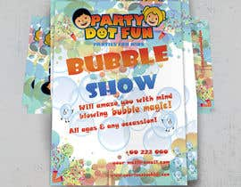 #25 for Bubble Show Design by Beautynil