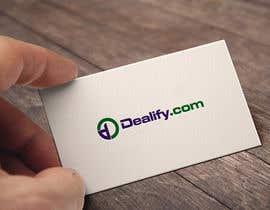 nº 144 pour Design a Logo - Dealify.com par nusaibah16