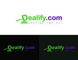 nº 84 pour Design a Logo - Dealify.com par binshahed