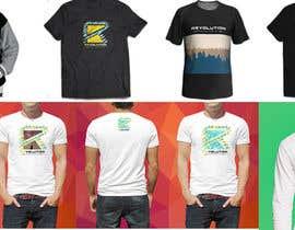 nº 15 pour Design a T-Shirt par libertBencomo