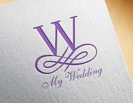 nº 64 pour Wedding Website Logo par fahadHassan160