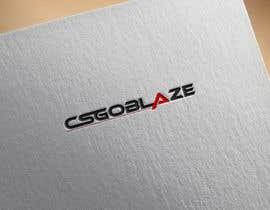 nº 23 pour Design a logo for csgoblaze par NurAlam20