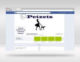 nº 28 pour pet supplier logo and facebook cover picture par Habibib1