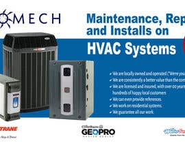 nº 17 pour Design a Flyer for our HVAC (Heating and Cooling) Company par terucha2005