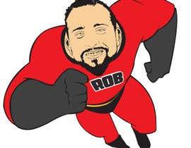 nº 2 pour Personalized superhero drawing par purenorth