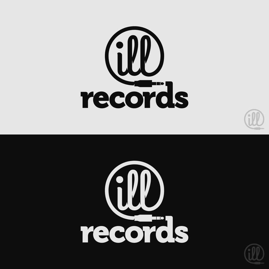 Proposition n°115 du concours I need a fresh new logo for ill records :)